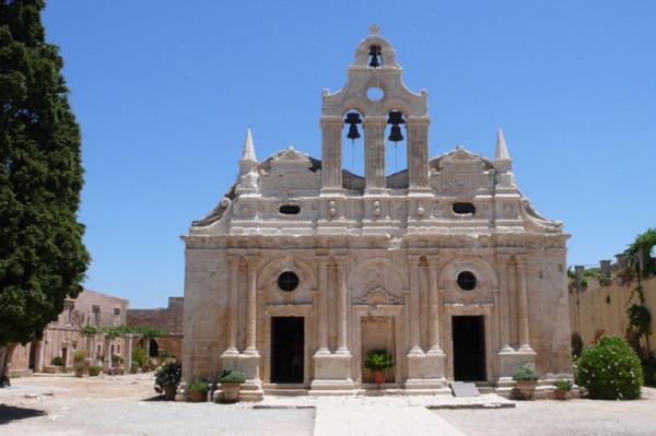 Holy Monastery of Arkadi