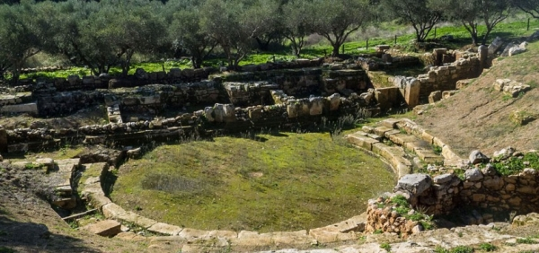 Aptera Ancient City
